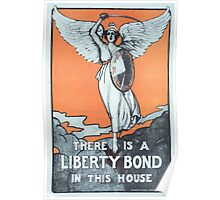 There is a Liberty Bond in this house Poster
