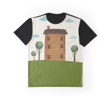 House in the сlouds Graphic T-Shirt