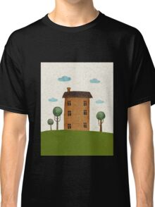 House in the сlouds Classic T-Shirt
