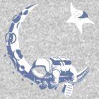 Moonstuck - Alternate Universe on Heather Grey by Koobooki