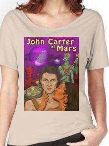 John Carter Of Mars Concept Women's Relaxed Fit T-Shirt