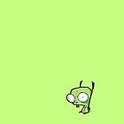 GIR iPod /iPhone cover design 2 by Carlosthellama