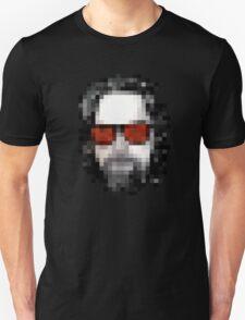 Minecraft Dude Big Lebowski Unisex T-Shirt