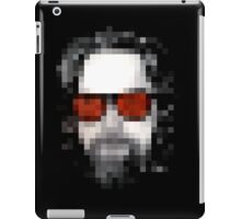 Minecraft Dude Big Lebowski iPad Case/Skin
