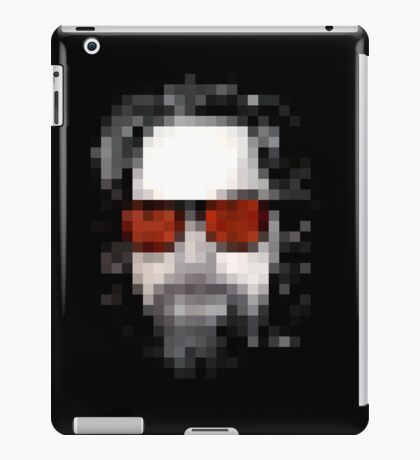 Minecraft Dude Big Lebowski iPad Case/Skin