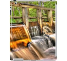 The honey water dam [HDR] iPad Case/Skin
