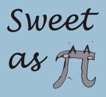 Sweet as pi Kids Tee