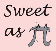 Sweet as pi Kids Tee