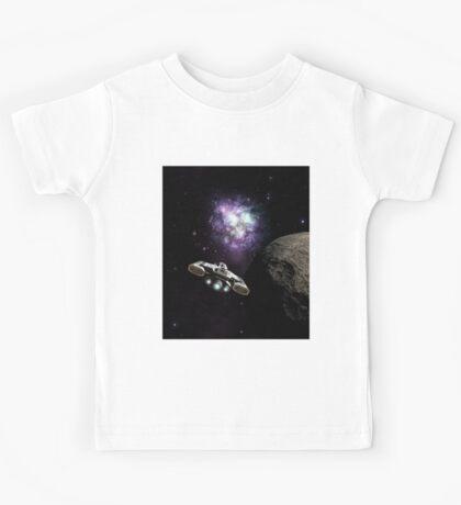 Approaching the Galactic Core Kids Tee