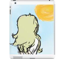 Morning. iPad Case/Skin