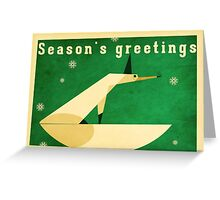 fox 2 Greeting Card