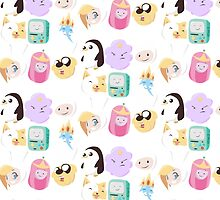 Adventure Time by Beachhead