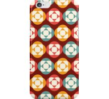 Intersection [flower heads] iPhone Case/Skin