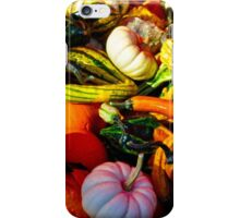 Fruit Or Vegetable? iPhone Case/Skin
