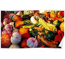 Fruit Or Vegetable? Poster