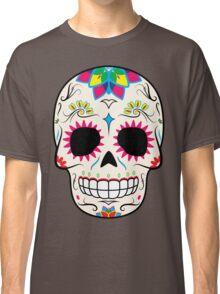 Sugar Skull CMYK ~ Sticker Classic T-Shirt