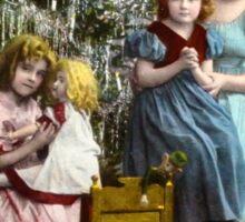 Nostalgic Christmas 2 in full colours  Sticker