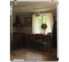 XIX century living room iPad Case/Skin