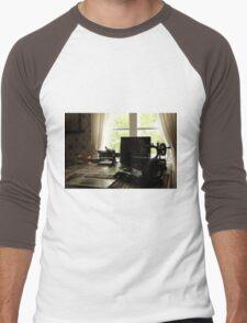The sewing machine Men's Baseball ¾ T-Shirt
