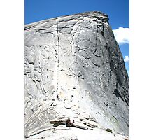 The Final Path, Half Dome Saddle, Yosemite National Park, CA 2012 Photographic Print