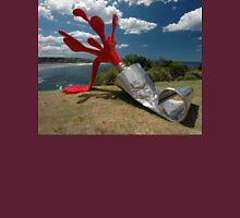 Red Paint Tube @ Sculptures By The Sea Unisex T-Shirt