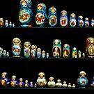 Matryoshka dolls by eddiechui