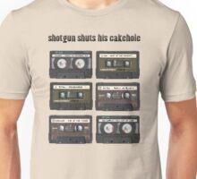 SPN - Shotgun Shuts His Cakehole  Unisex T-Shirt