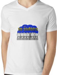 50 Shades Mens V-Neck T-Shirt