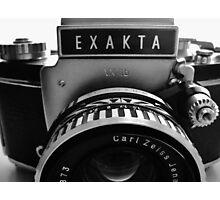 Exakta VX llb Photographic Print