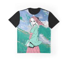Wave Hush Graphic T-Shirt