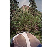 igloo camp Photographic Print