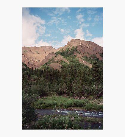 Igloo Mountain Photographic Print