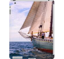 Aboard The Adventurer iPad Case/Skin