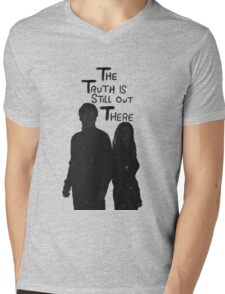 The Truth is Still Out There Mens V-Neck T-Shirt