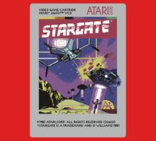 8bit Stargate Cartridge by carljagt