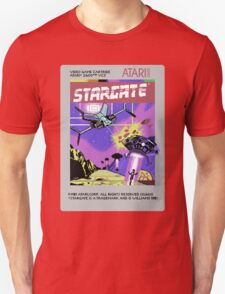8bit Stargate Cartridge Unisex T-Shirt