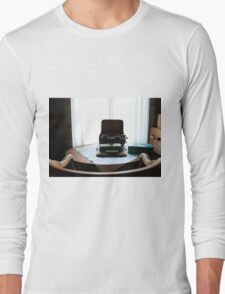 Silhouettes of an office Long Sleeve T-Shirt