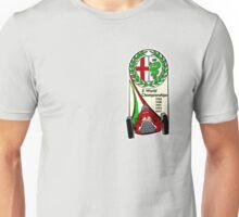 Alfa Romeo - 5 World Championships Unisex T-Shirt