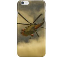RNAS Culdrose Search and Rescue  iPhone Case/Skin