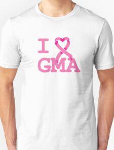 I Heart GMA - Breast Cancer Awareness T-Shirt