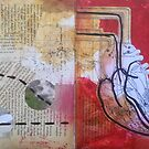 Altered Book 12/2 #9 by zoe trap