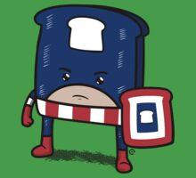 Captain American Bread Kids Clothes