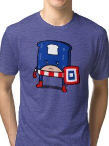 Captain American Bread Tri-blend T-Shirt