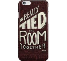 The Rug iPhone Case/Skin