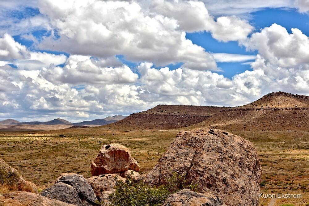 Near City of the Rocks by Kwon Ekstrom