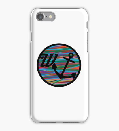 Coffin Squad W- Anchor iPhone Case/Skin
