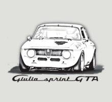 Alfa Romeo Giulia GTA by aussie105