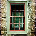 The Mill Window by Debra Fedchin