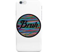 Coffin Squad Bruh. iPhone Case/Skin