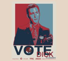 Vote Dick Roman for President by PippinT